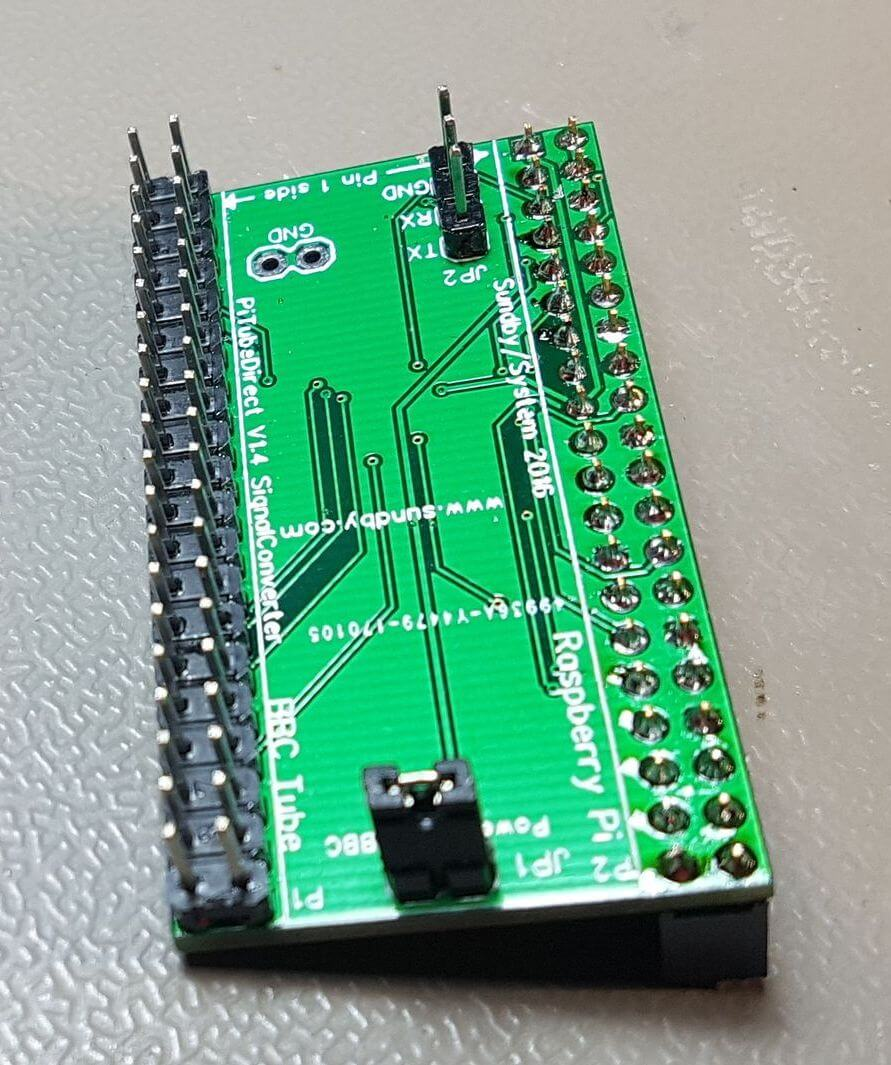Pitubedirect Sundby System Zx81 Circuit Diagram Pictures Of The Different Converter Versions